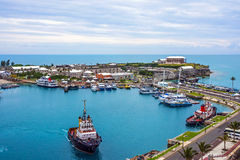 Królewski Morski Dockyard Obraz Royalty Free