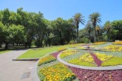 Królewski ogród botaniczny Melbourne Australia fotografia royalty free