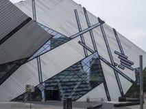 Królewski Ontario muzeum, Toronto, Kanada zdjęcia stock