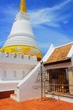 Królewski Pagodowy Phra Chedi Luang, Songkhla, Tajlandia Obraz Stock
