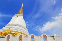 Królewski Pagodowy Phra Chedi Luang, Songkhla, Tajlandia Obrazy Royalty Free