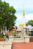 Królewski Pagodowy Phra Chedi Luang, Songkhla, Tajlandia Zdjęcia Stock