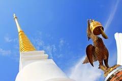 Królewski Pagodowy Phra Chedi Luang, Songkhla, Tajlandia Zdjęcia Royalty Free