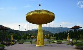Królewski Parkowy Rajapruek chiangmai Zdjęcie Stock