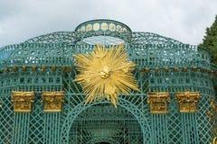 Królewski pawilon w Sanssouci parku w Potsdam, Niemcy Obraz Royalty Free