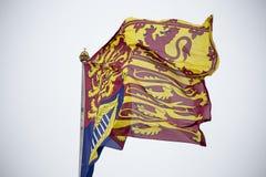 Królewski standard Zjednoczone Królestwo Obraz Stock
