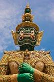królewski strażowy daemon pałac fotografia royalty free