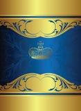 królewski tło projekt Zdjęcie Stock