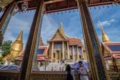 królewski uroczysty Bangkok pałac Obraz Stock