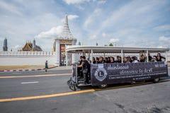 królewski uroczysty Bangkok pałac Zdjęcie Royalty Free