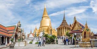 królewski uroczysty Bangkok pałac Obrazy Stock