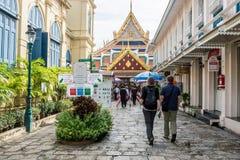 królewski uroczysty Bangkok pałac Obraz Royalty Free