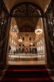 Królewski wnętrze w Amsterdam Obraz Royalty Free