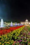 Królewski zima festiwal, ` Oon Ai Rak Klay Kwam Nao `, Królewski plac, Dusit pałac i Sanam Suea Pa, Bangkok, Tajlandia na Februar Zdjęcia Royalty Free