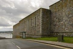 Królewskie cytadeli fortyfikacje, Plymouth fotografia royalty free