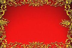 królewskie złoto Obrazy Royalty Free