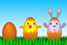 królik Easter Obraz Royalty Free