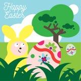 królik Easter Zdjęcia Stock