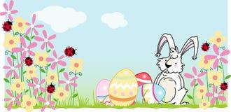 królik Easter Ilustracji