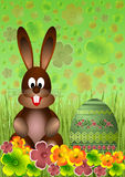 królik Easter royalty ilustracja