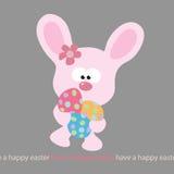 królik Easter Obrazy Stock
