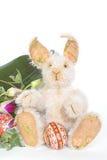 królik Easter odizolowywający Fotografia Stock