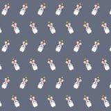 Królik - majcheru wzór 37 ilustracja wektor