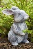 królik statua Zdjęcia Royalty Free