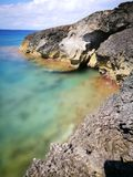 Królik wyspa na Lampedusa, Sicily Fotografia Stock