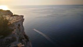 Królik wyspa na Lampedusa, Sicily Zdjęcia Royalty Free