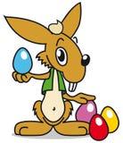 królika Easter jajka royalty ilustracja