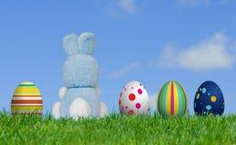 królika Easter jajka Obraz Stock