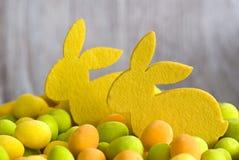 króliki Easter Fotografia Stock