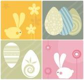 króliki Easter ilustracja wektor