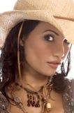 królową rodeo Obrazy Royalty Free