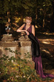 Królowa zdjęcia royalty free