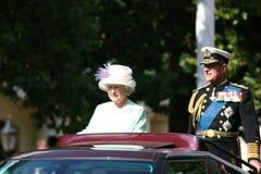 królowa elizabeth Zdjęcia Stock