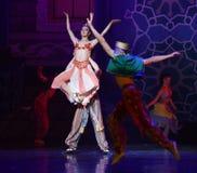 """Królowa karnawału """"One Tysiąc i Jeden Nights†baletniczy  Zdjęcie Royalty Free"""