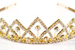 królowa korony Fotografia Royalty Free