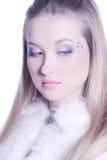 królowa śnieg zdjęcie royalty free