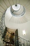 Królowa pałac tulipanów schodki, 1619 Budował jako dodatek Tudor pałac Obraz Stock