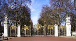 Królowa pałac, Londyn Fotografia Stock