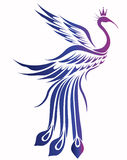 Królowa ptak Zdjęcia Royalty Free