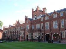 Królowa uniwersytet Belfast Obrazy Royalty Free