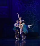 """Królowa urok żeglarza """"One Tysiąc i Jeden Nights†baletniczy  Obraz Royalty Free"""