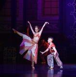 """Królowa urok żeglarza """"One Tysiąc i Jeden Nights†baletniczy  Zdjęcia Royalty Free"""