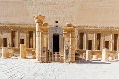 Królowej Hatshepsut świątynia, Luxor w Egipt (Thebes) Fotografia Stock