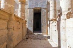 Królowej Hatshepsut świątynia, Luxor w Egipt (Thebes) Zdjęcia Stock