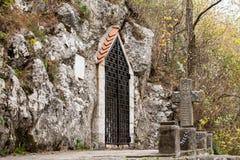 Królowej Maria serca grób Obrazy Stock