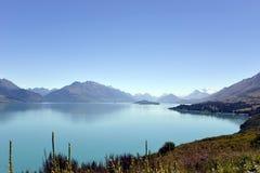 Królowej miasteczko W NewZealand Fotografia Royalty Free